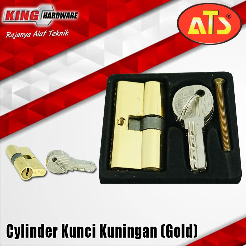 Kunci Silinder ATS 60 MM GP