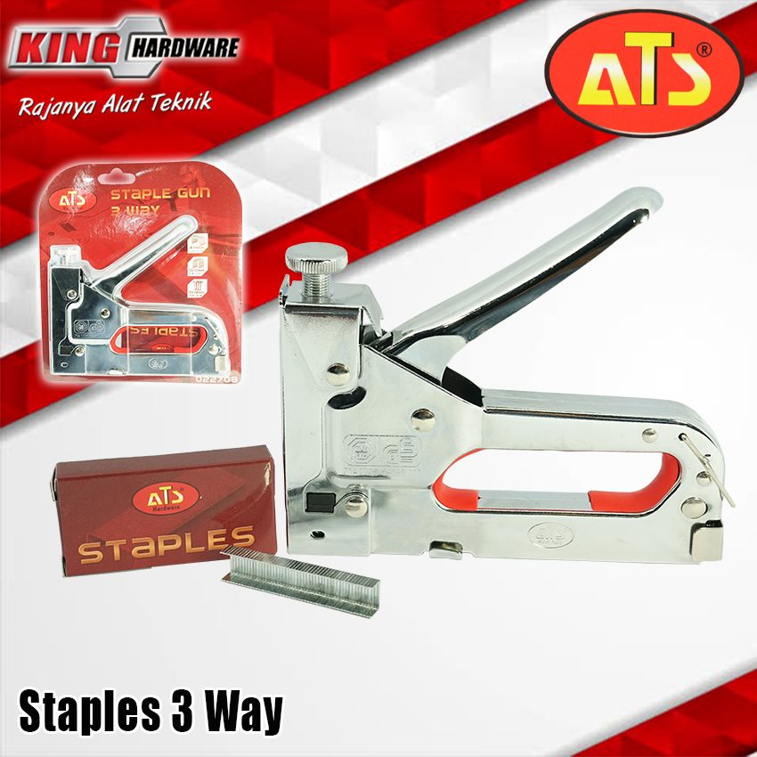 Staples Manual ATS 3 Way