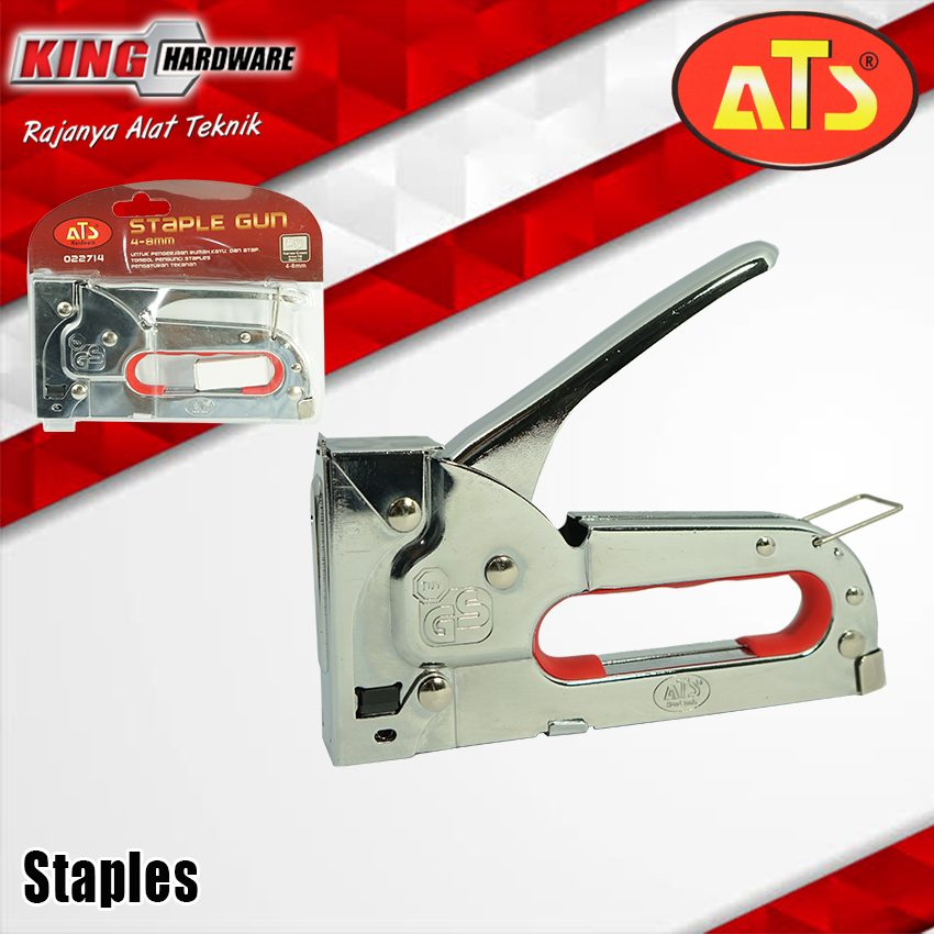 Staples Manual ATS