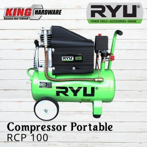 Compressor Portable RYU RCP 100 1 HP