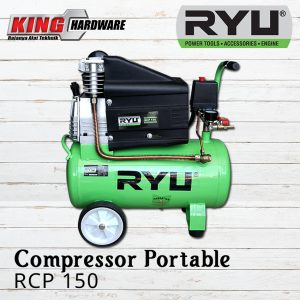 Compressor Portable RYU RCP 150 1,5 HP