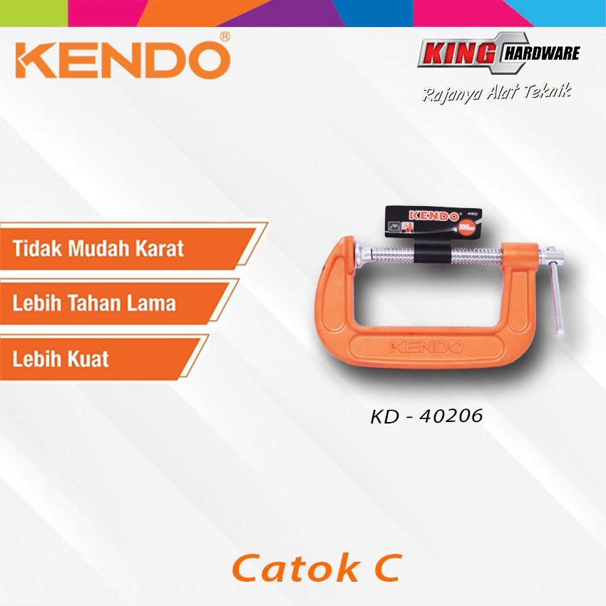 "Catok C Kendo 4"" (KD-40206)"