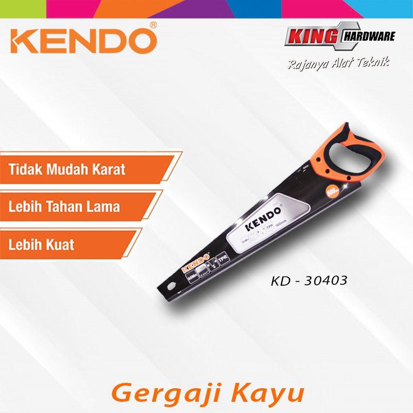 """Gergaji Kayu Kendo 12"""" (KD-30403)"""