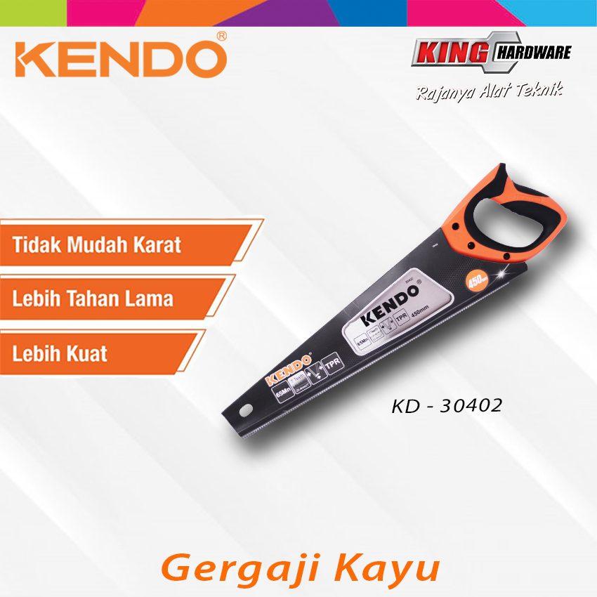 """Gergaji Kayu Kendo 18"""" (KD-30402)"""
