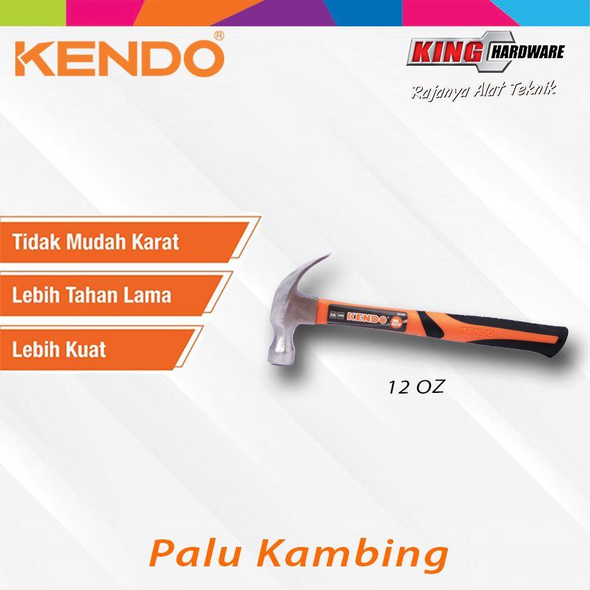 Palu Kambing / Claw Hammer Kendo 12 OZ