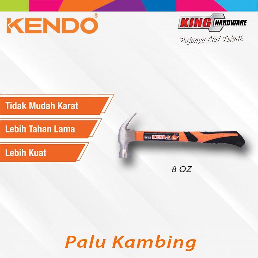 Palu Kambing / Claw Hammer Kendo 8 OZ