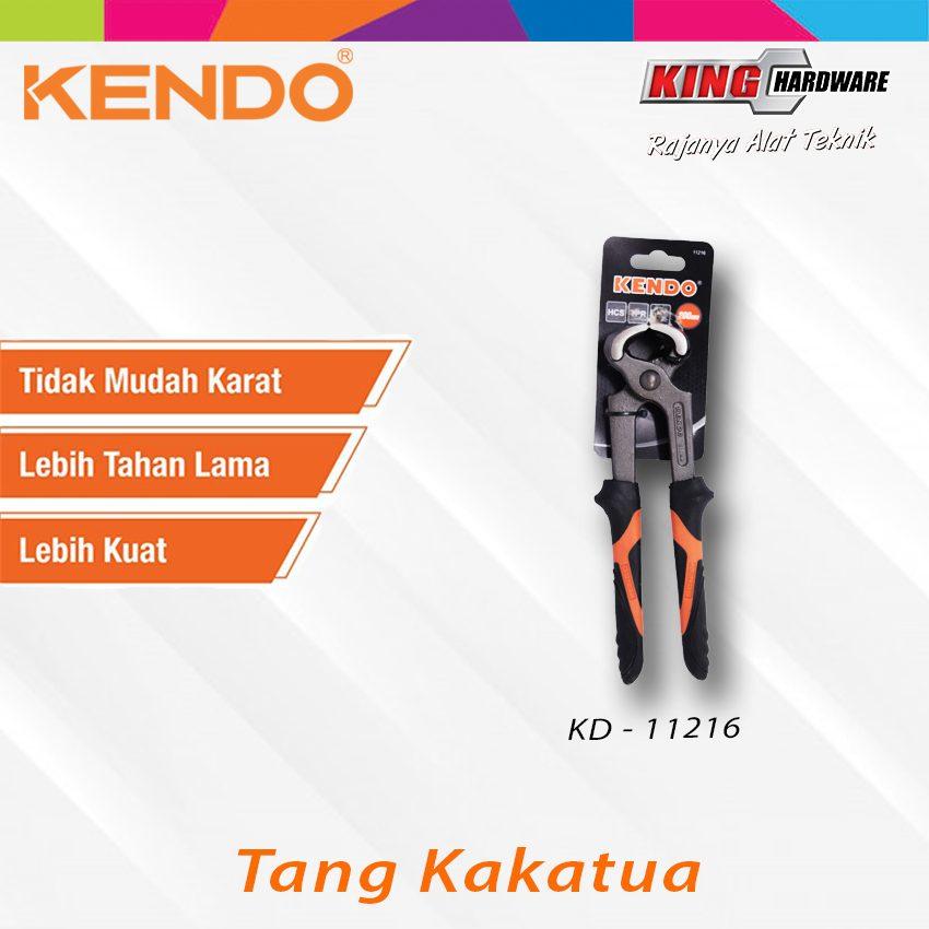 "Tang Kakatua Kendo 8"" (KD-11216)"