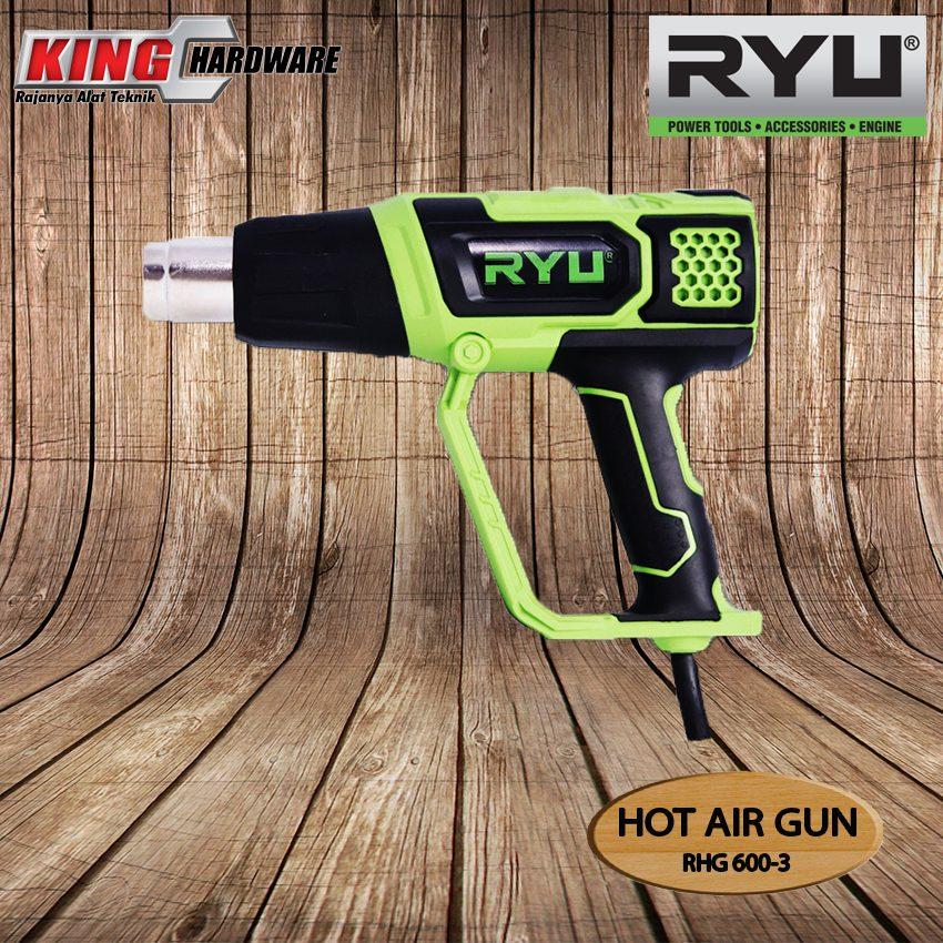 Hot Air Gun Ryu RHG 600-3