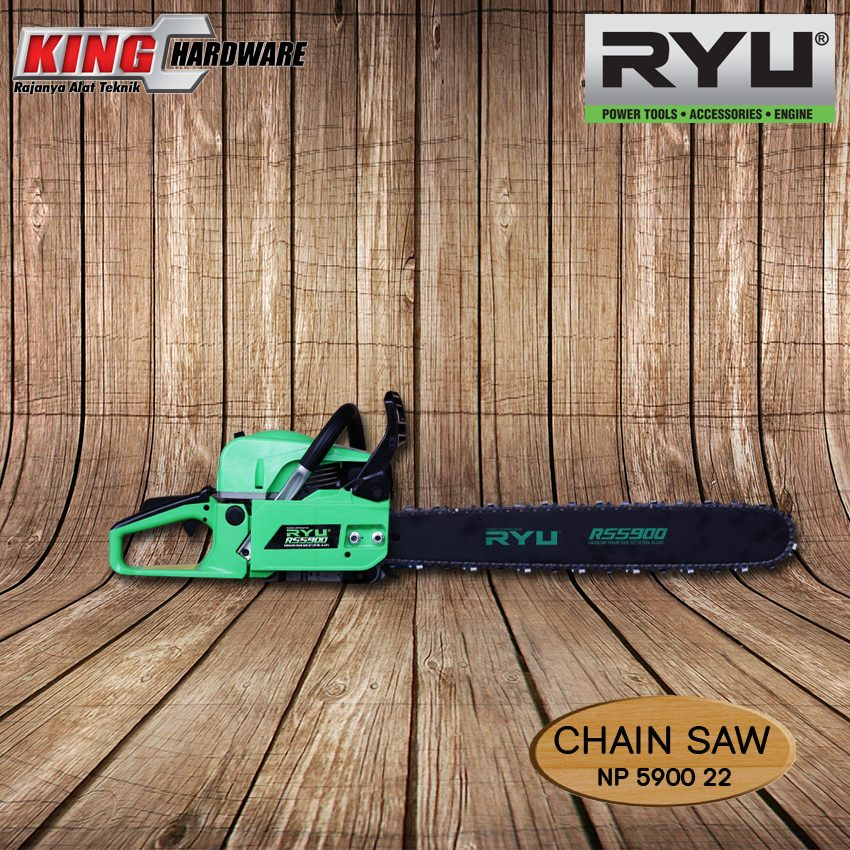 Sensor / Chain Saw Mini Ryu NP 5900 22""