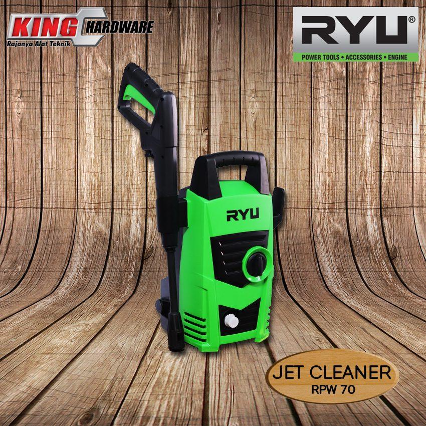 Jet Cleaner / Mesin Cuci Motor / Mobil Ryu RPW 70-1