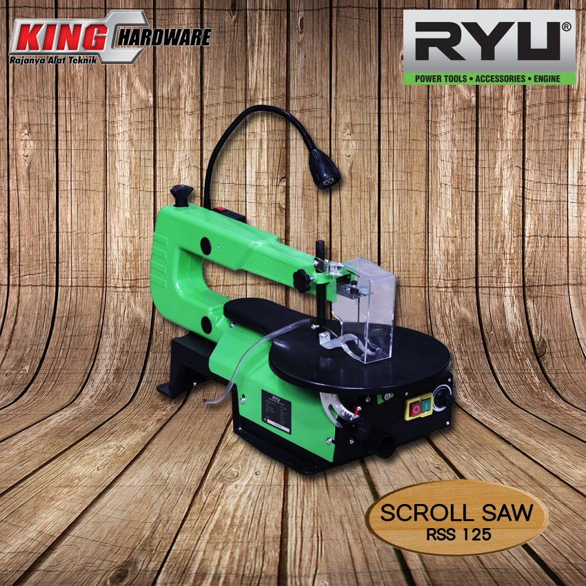 Scroll Saw Ryu RSS 125