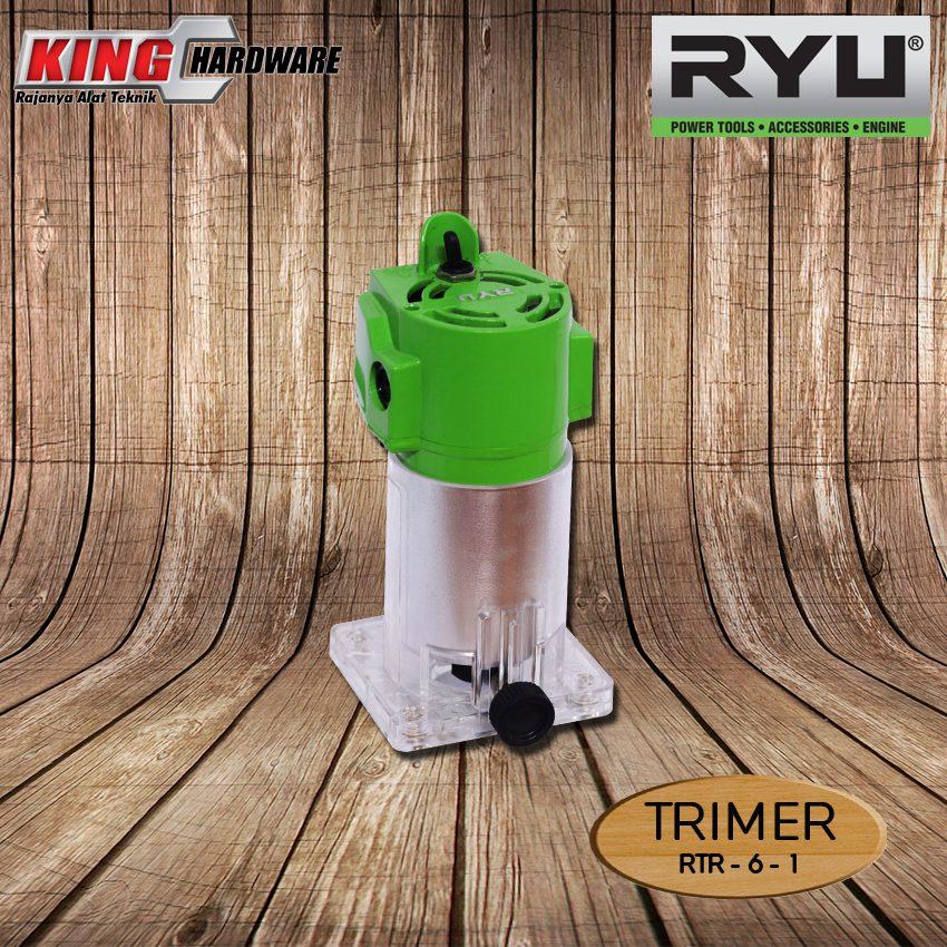 Mesin Profil Kecil / Trimer Ryu RTR 6-1