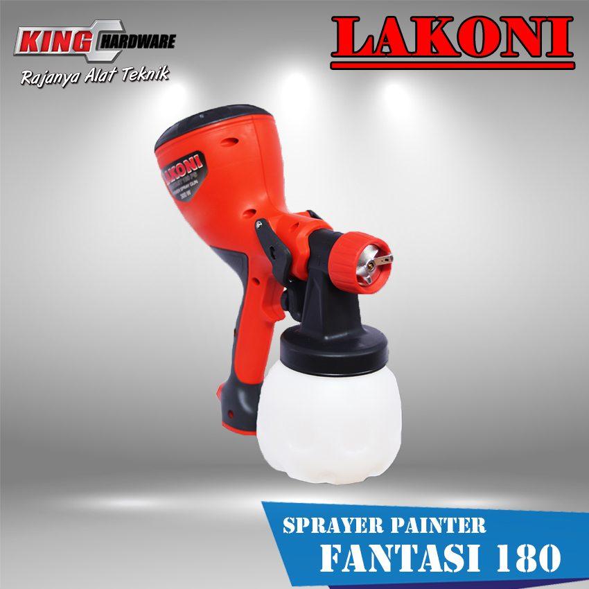 Sprayer Painter Lakoni Fantasy 180 PS