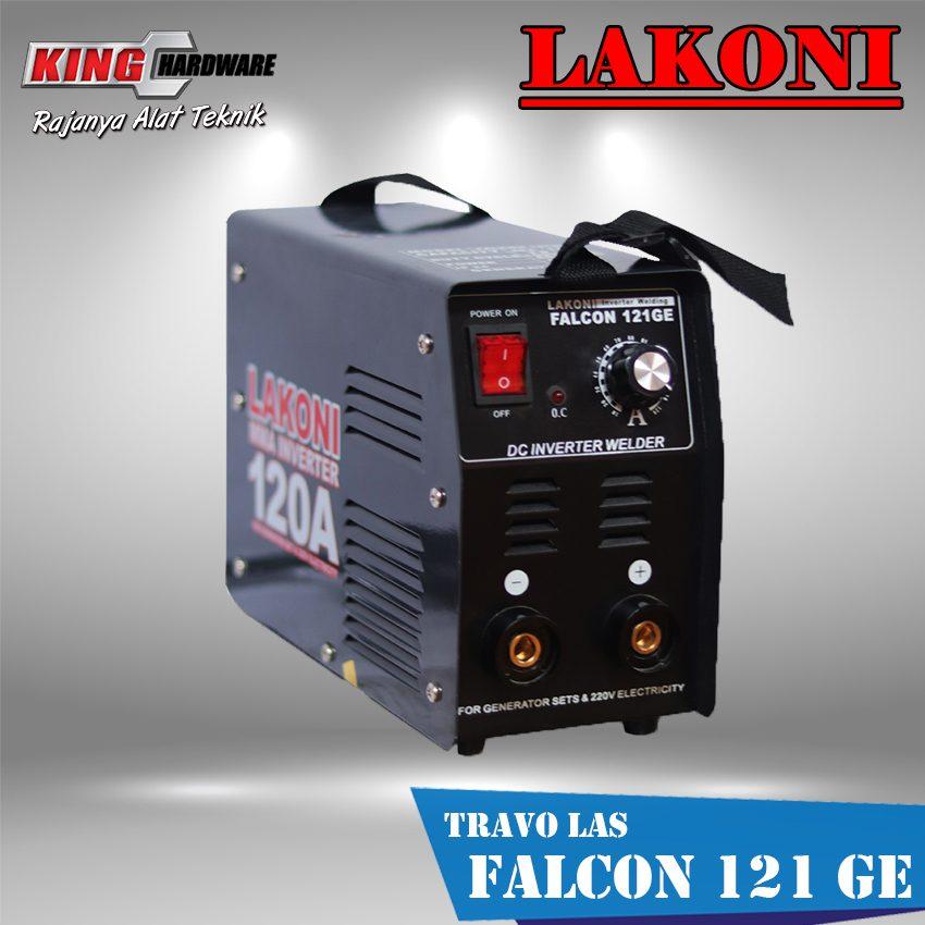 Travo Las Inverter Lakoni 121 GE