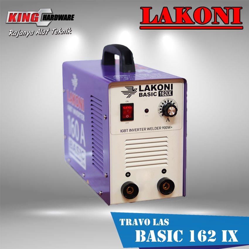 Travo Las Inverter Lakoni Basic 162IX