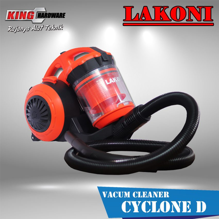 Vacuum Cleaner Lakoni Cyclone D