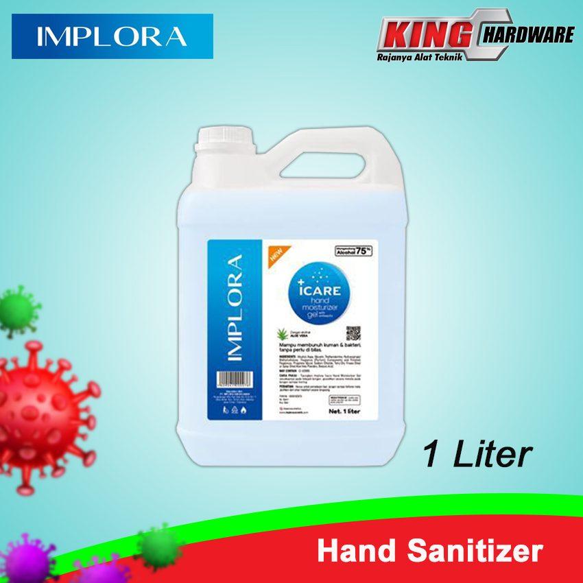 Hand Sanitizer Implora 1 Liter