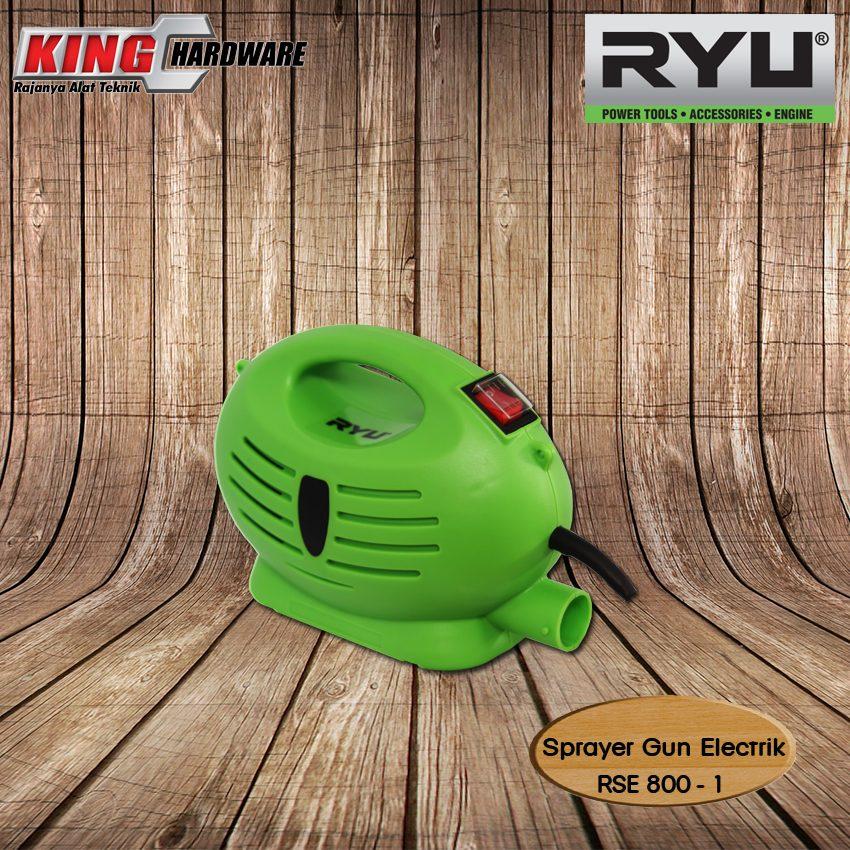 Sprayer Gun Electrik Ryu RSE 800 - 1