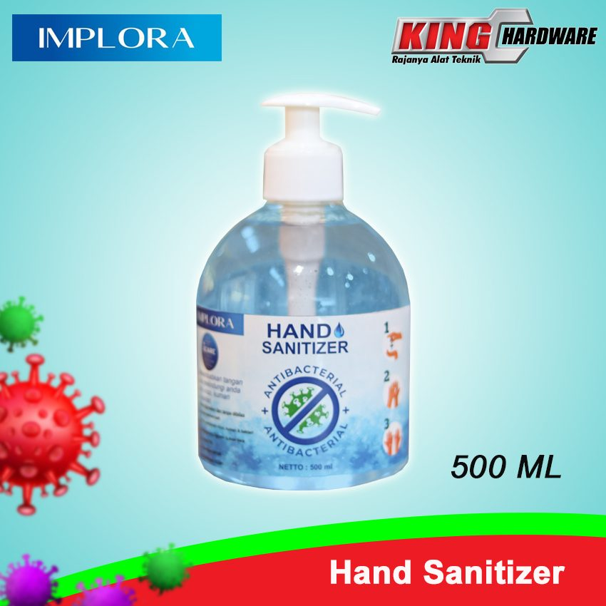Hand Sanitizer Implora 500 ml