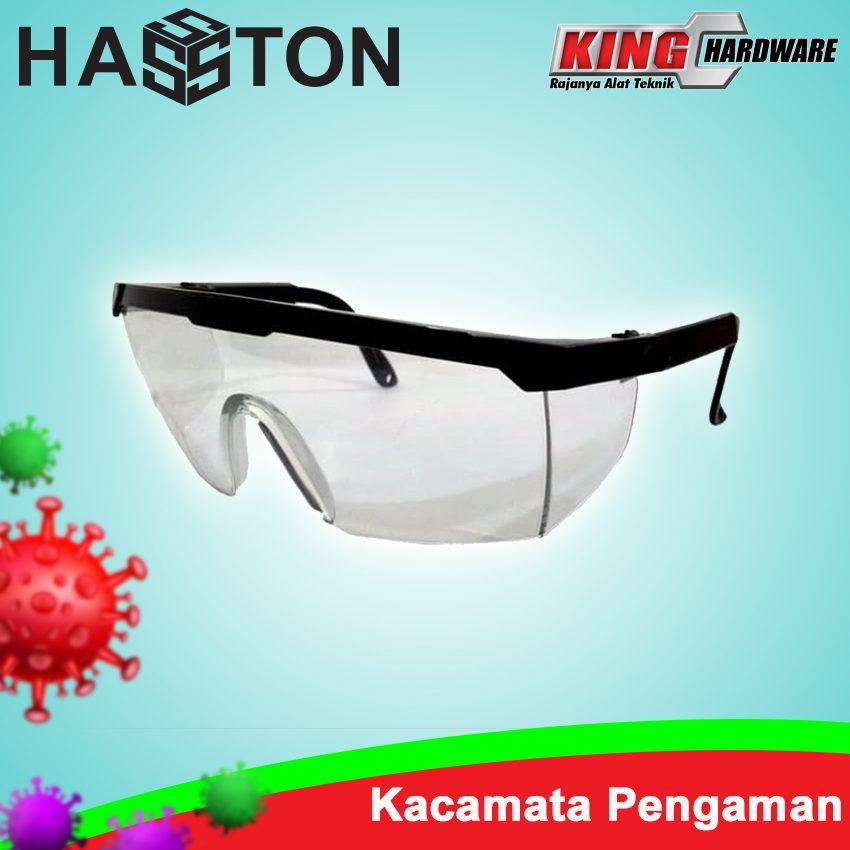 Kacamata Safety Bening Haston